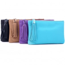 Women's Leather Handbag, Cara, Eva Schreiber