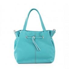 Women's Leather Handbag, Raffaella, Eva Schreiber