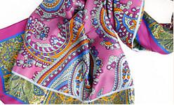 Women's Silk Scarves - Eva Schreiber