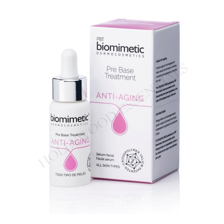 Biomimetic Skin Whitening Anti-aging Pre-Base Treatment, 30ml