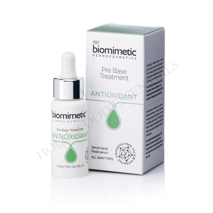 Biomimetic Skin Whitening Antioxidant Pre-Base Treatment, 30ml