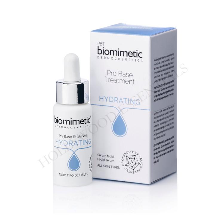 Biomimetic Skin Whitening Hydrating Pre-Base Treatment, 30ml