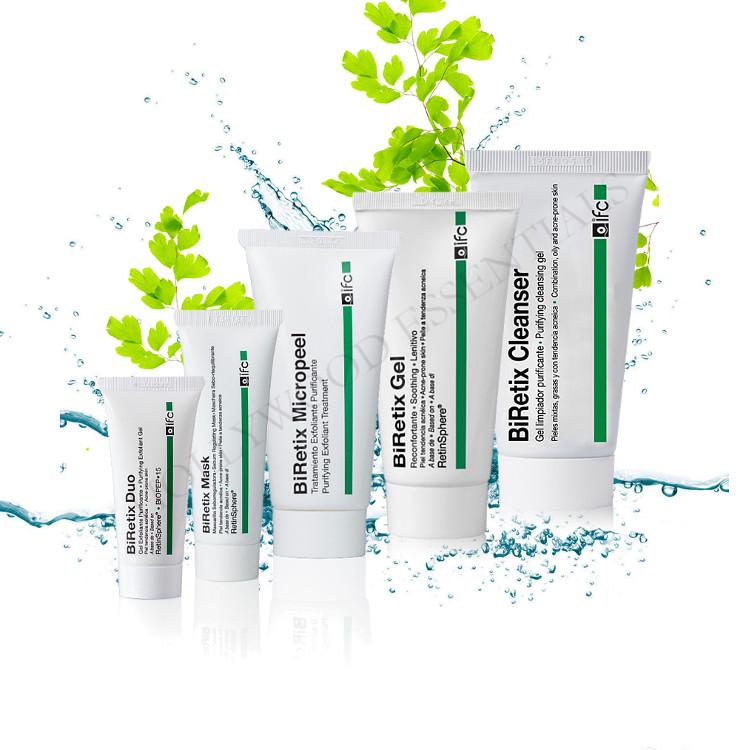 BiRetix Skin Whitening Acne Treatment Set