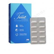 LAC Taut® Hydrate Skin Whitening Supplement Pills - 60 Capsules