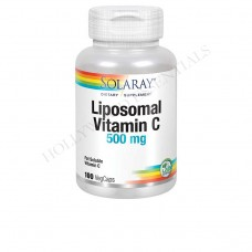Liposomal Vitamin C Skin Whitening Supplement Pills - 100 Capsules