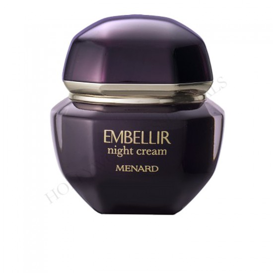 Menard Embellir Night Cream - Anti-aging Night Cream 35ml