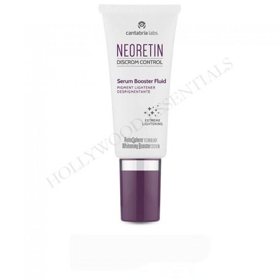 Neoretin Discrom Control Skin Whitening Serum Booster Fluid 30ml