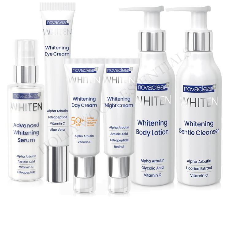 Novaclear Whiten Skin Whitening Set