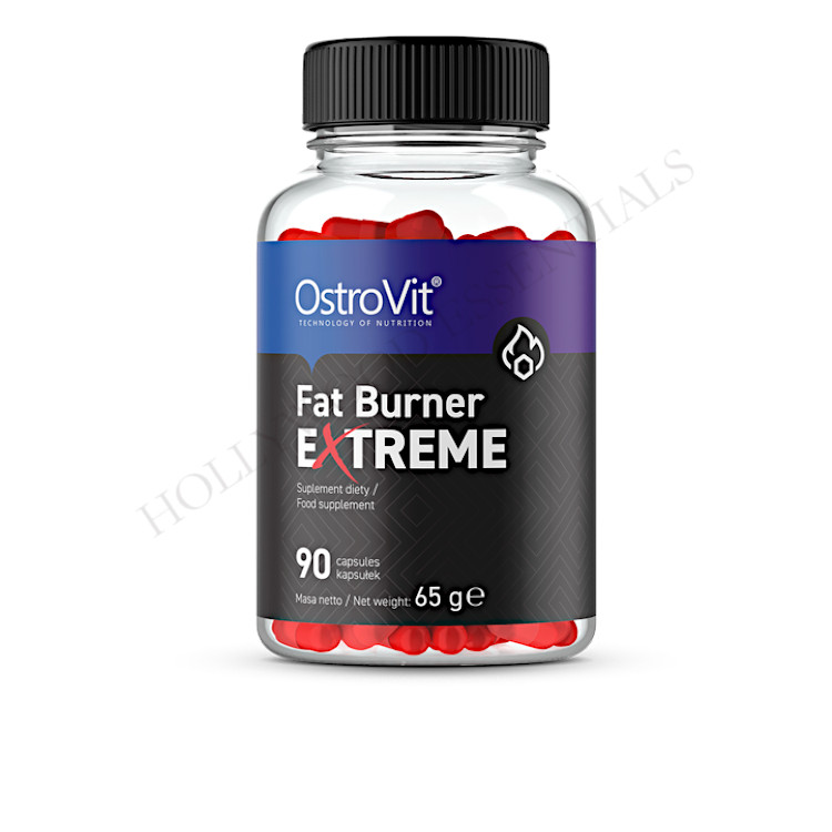 OstroVit Fat Burner Extreme Diet Pills Weight Loss Supplements - 90 Capsules