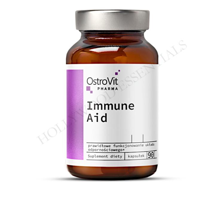 OstroVit Immune Aid Skin Whitening Supplement Pills - 90 Capsules