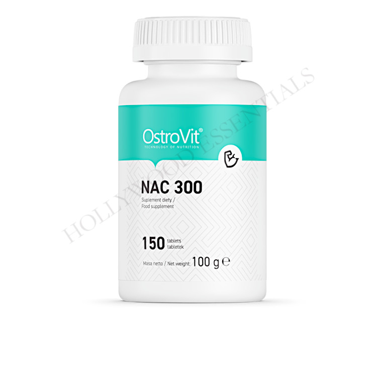 OstroVit NAC Skin Whitening Supplement Pills - 150 Tablets