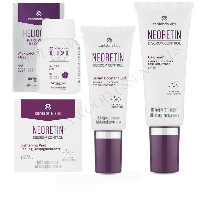 Purewhite Radiance Skin Whitening Set