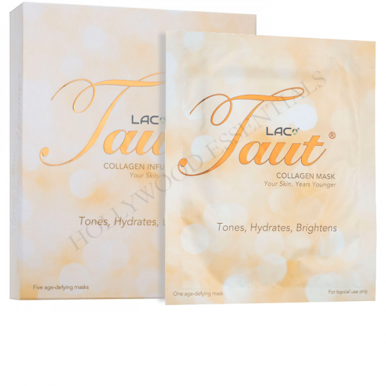 Taut® Collagen Mask - Skin Whitening Mask (5 Sheets)