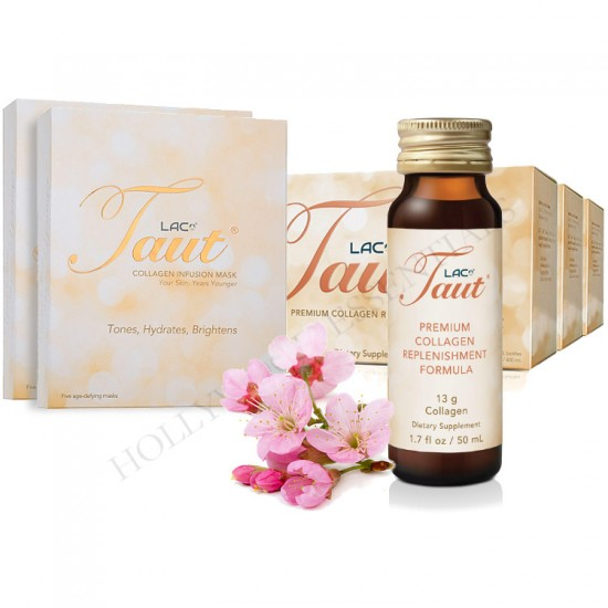 Taut® Premium Collagen Skin Whitening Set