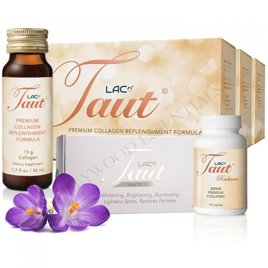 Taut® Radiance Collagen Skin Whitening Set