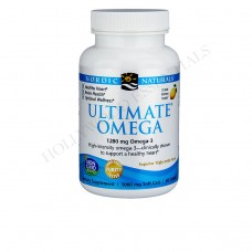 Ultimate Omega Supplement Pills - 60 Capsules