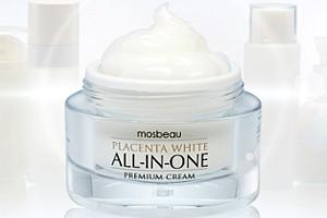 Mosbeau All In One Premium Skin Whitening Cream