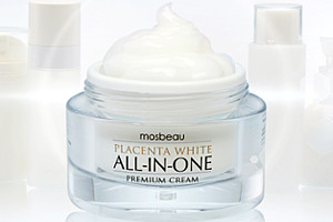 Mosbeau All In One Premium Skin Whitening Cream
