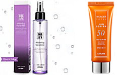 Skin Whitening UV Protection, Sun Screen, Skin Whitening Mist