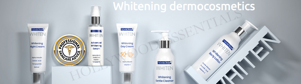 SKIN WHITENING LOTIONS