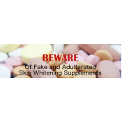Skin Whitening Supplement PIlls