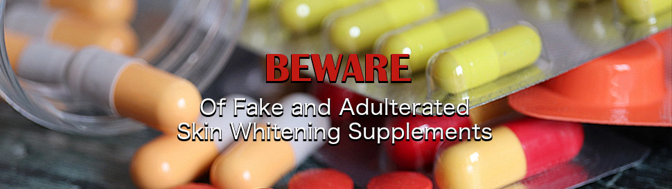 Glutathione Whitening Supplement Pills