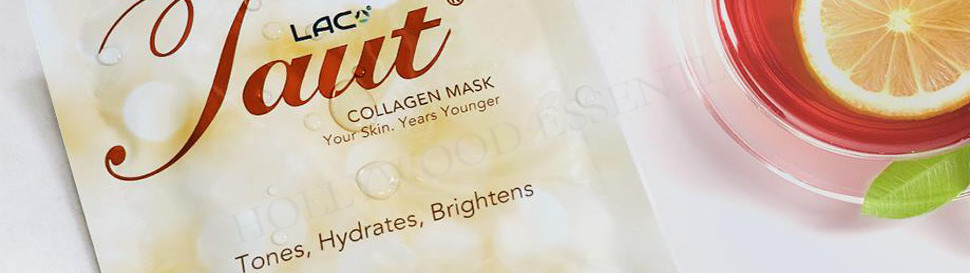 Taut™ Collagen Infusion Mask (5 pcs)
