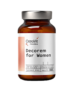 OstroVit Decorem For Women Bottle